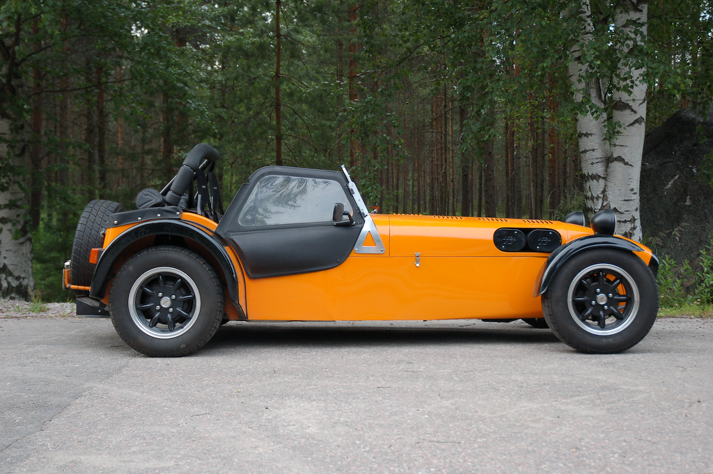 1992 Caterham Super 7 #5