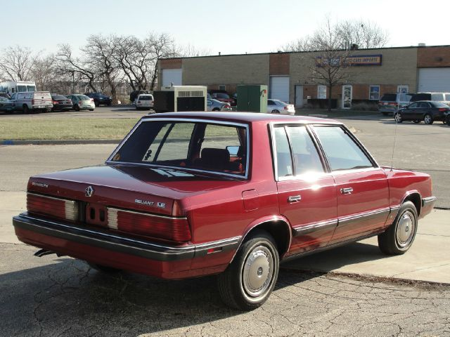 1985 Plymouth Reliant #6