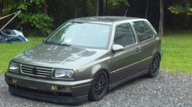 1998 Volkswagen Golf #9