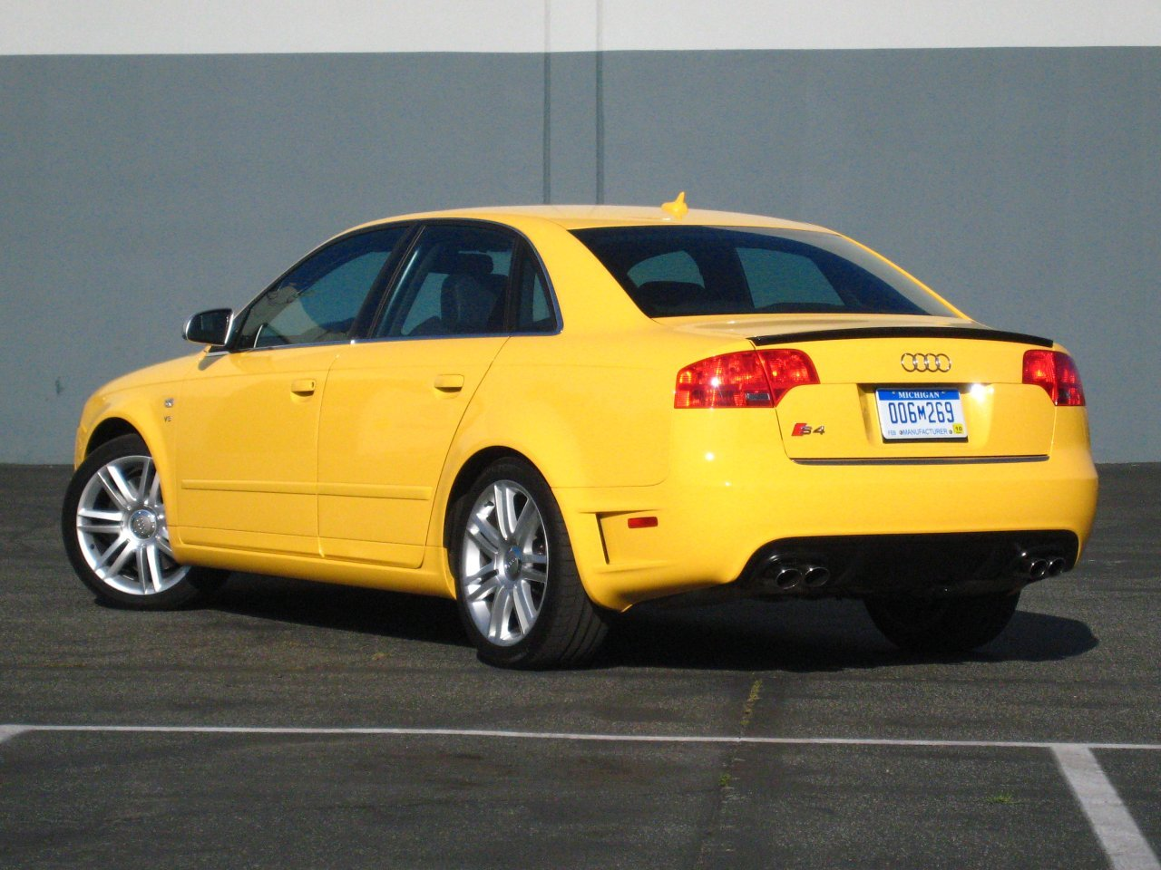2007 Audi S4 Photos Informations Articles Bestcarmag Com