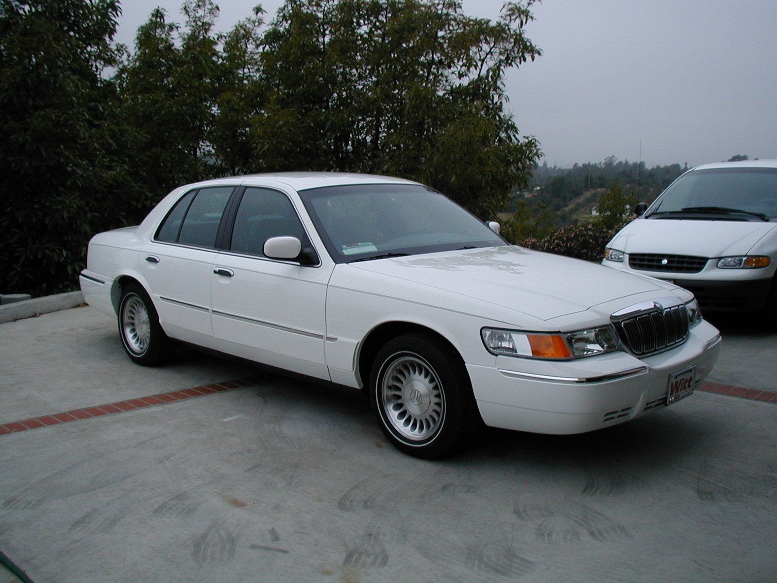 1998 Mercury Grand Marquis #5