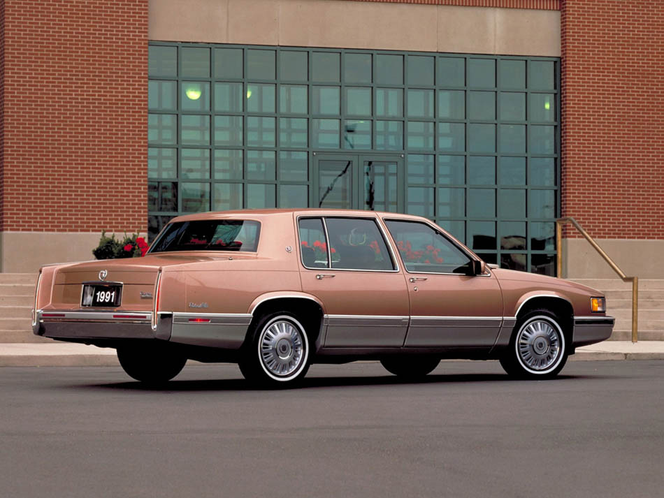 1991 cadillac deville photos informations articles. Cars Review. Best American Auto & Cars Review