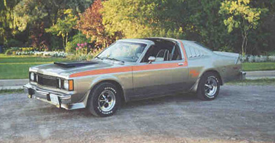 1980 Plymouth Volare #9
