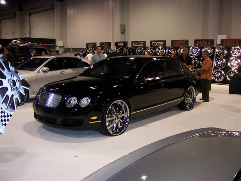 2011 Bentley Continental Flying Spur #11