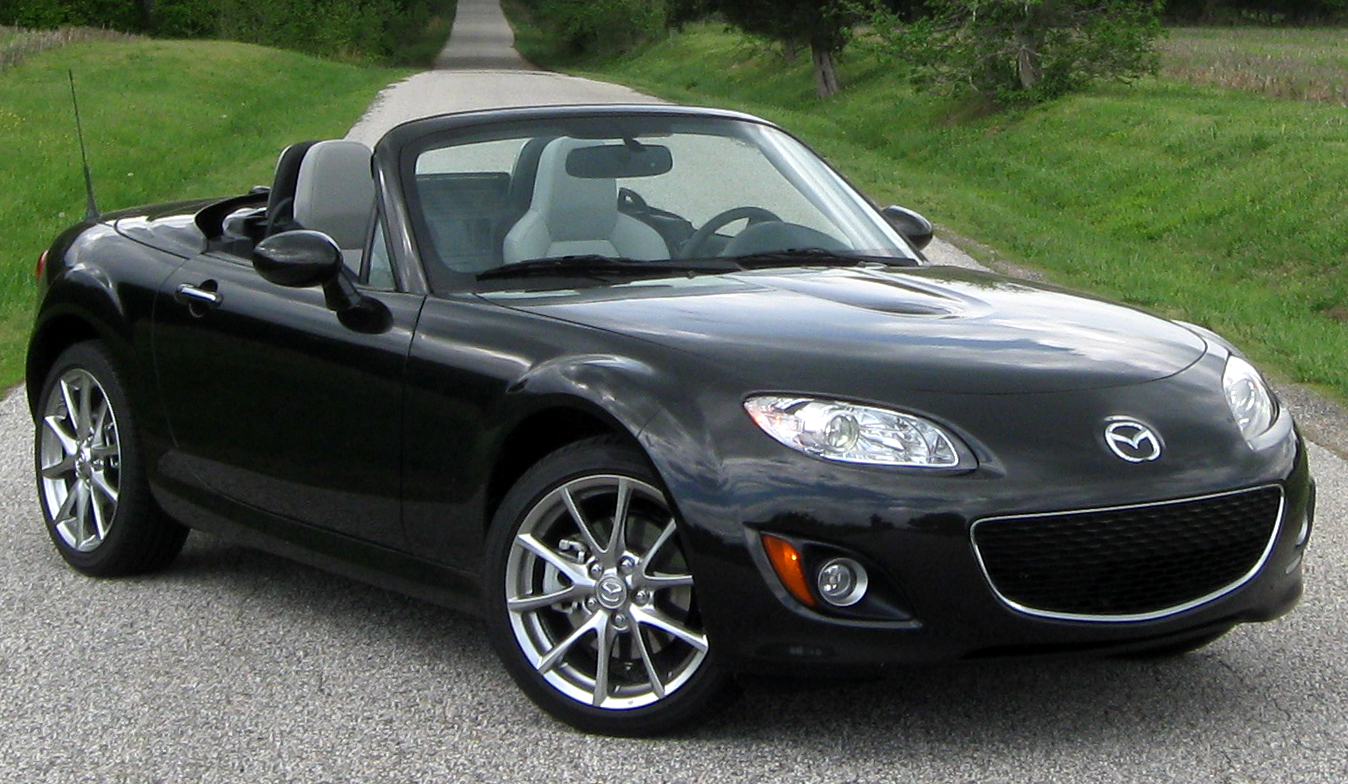 Mazda Mx-5 Miata Photos, Informations, Articles - BestCarMag.com