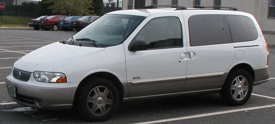 1999 Mercury Villager 1