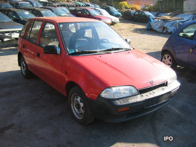 1991 Suzuki Swift #13