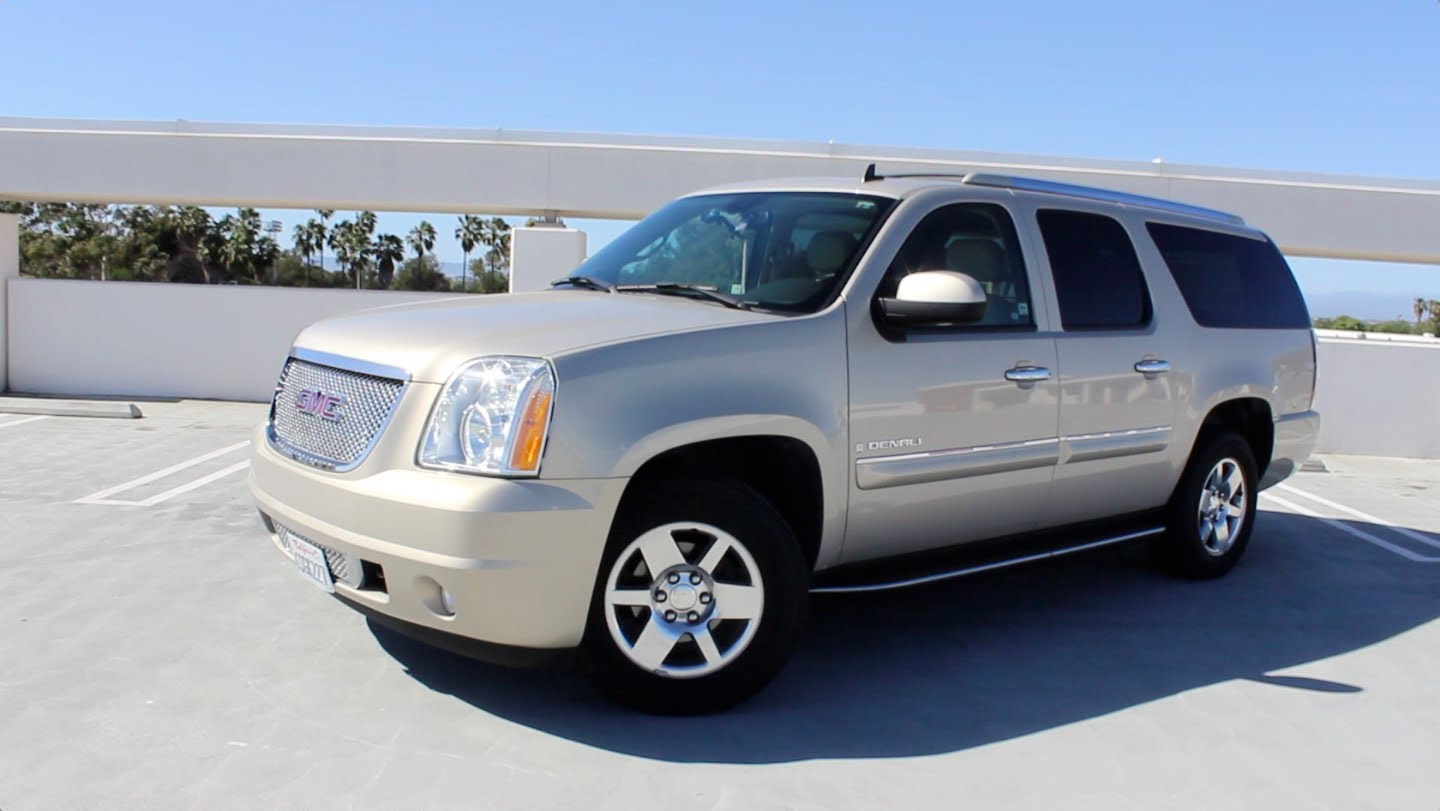 2007 gmc yukon xl photos informations articles. Black Bedroom Furniture Sets. Home Design Ideas