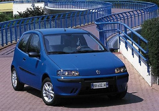 2002 fiat punto photos informations articles. Black Bedroom Furniture Sets. Home Design Ideas