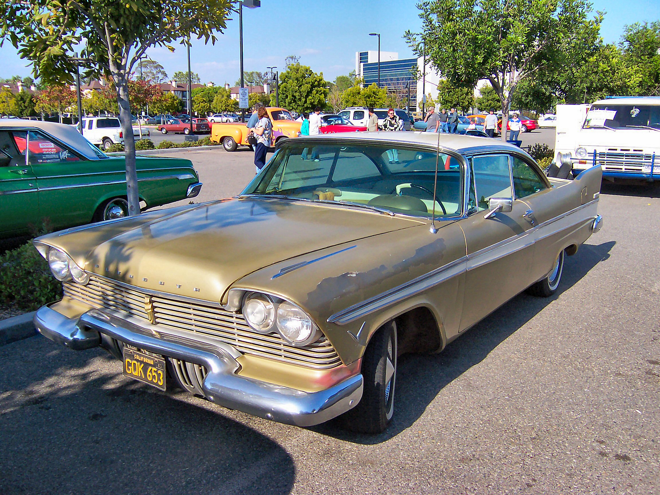 Plymouth Belvedere #3