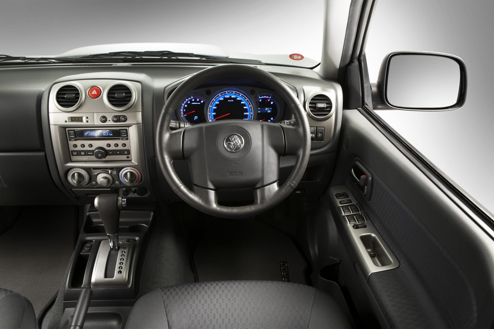 2009 Holden Colorado #2