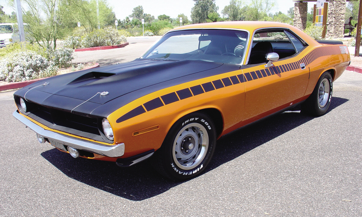 Plymouth Barracuda #14