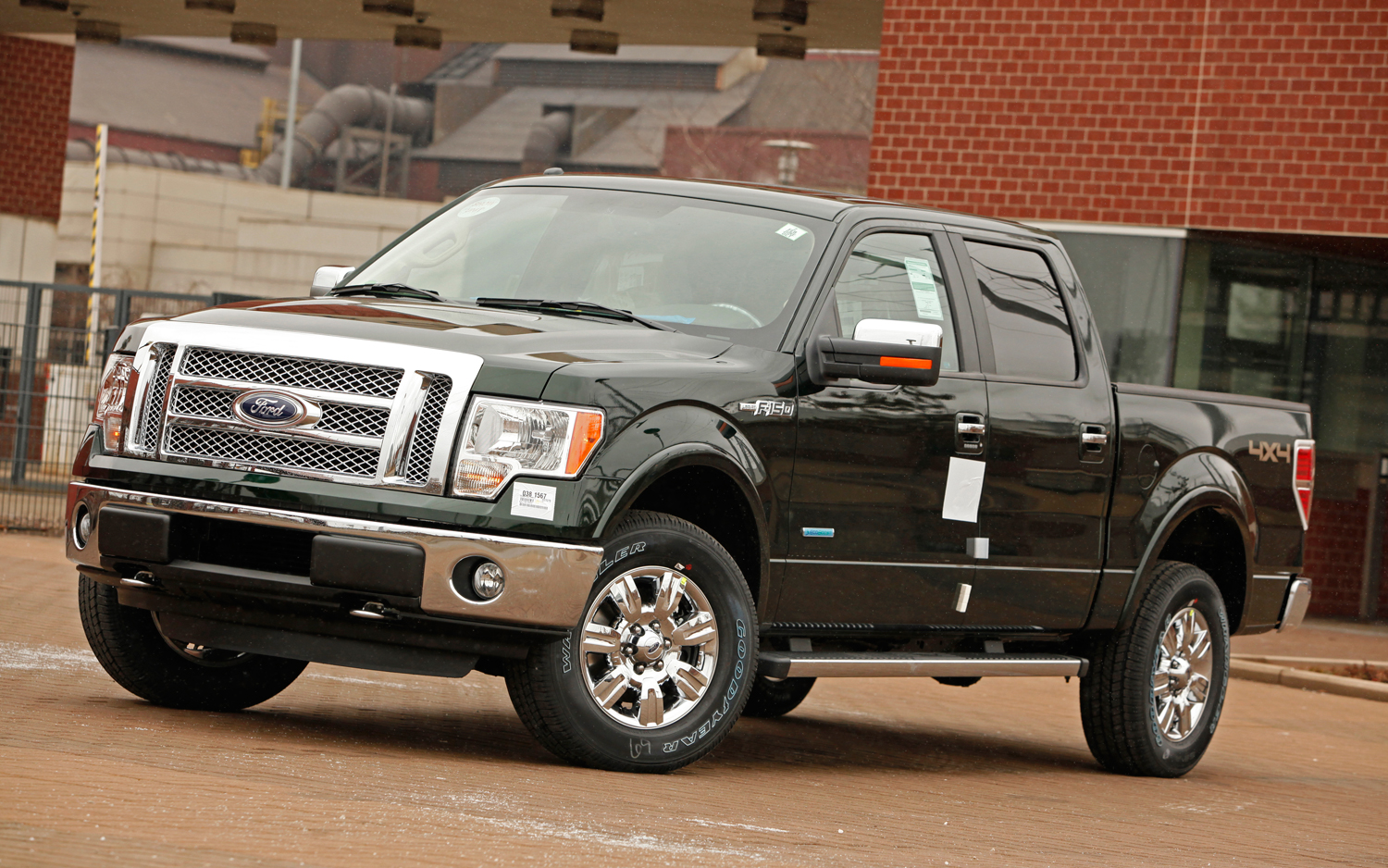 2012 Ford F-150 #1