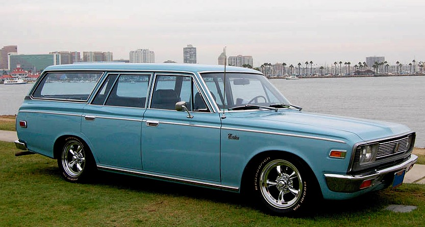 1968 Toyota Crown #3