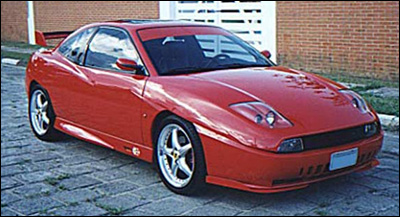 1995 Fiat Coupe #4