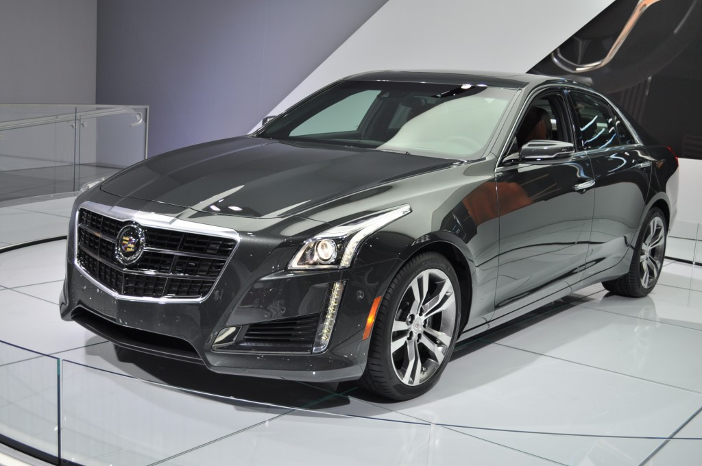 2014 Cadillac Cts Coupe #12
