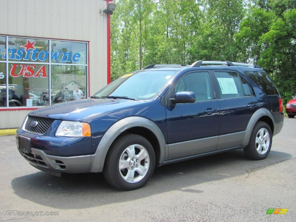 2007 Ford Freestyle #10