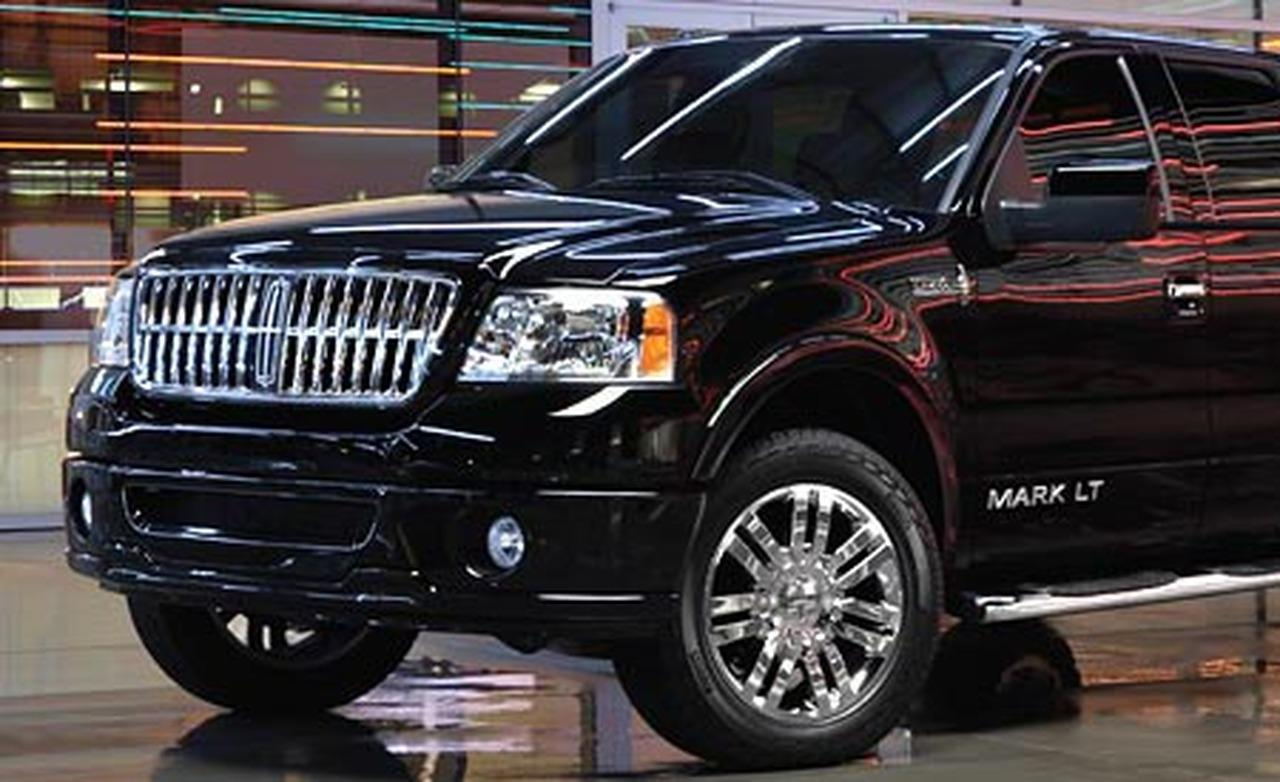 Lincoln Mark Lt #5