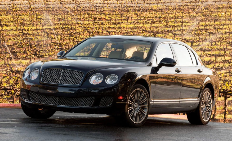 2010 Bentley Continental Flying Spur Speed #10