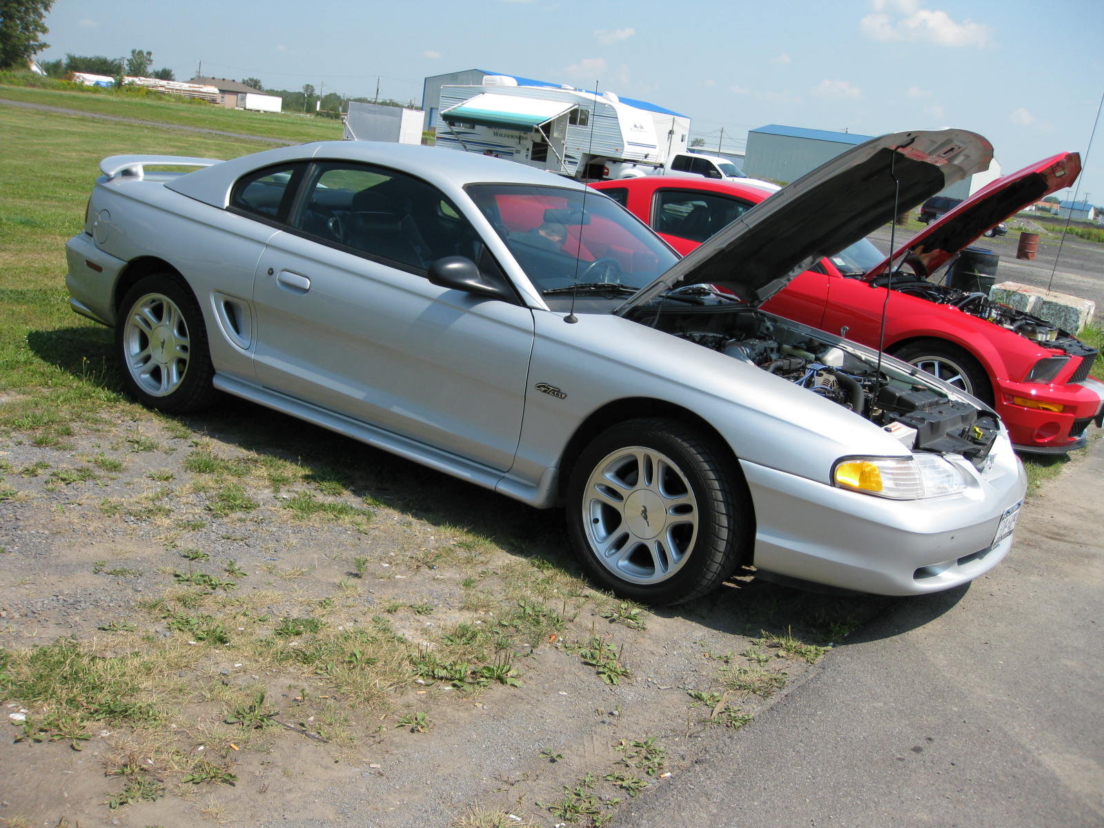 1998 Ford Mustang #3