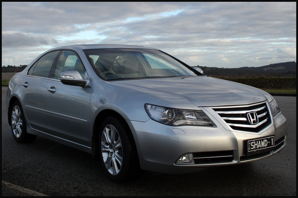 2009 Honda Legend #4