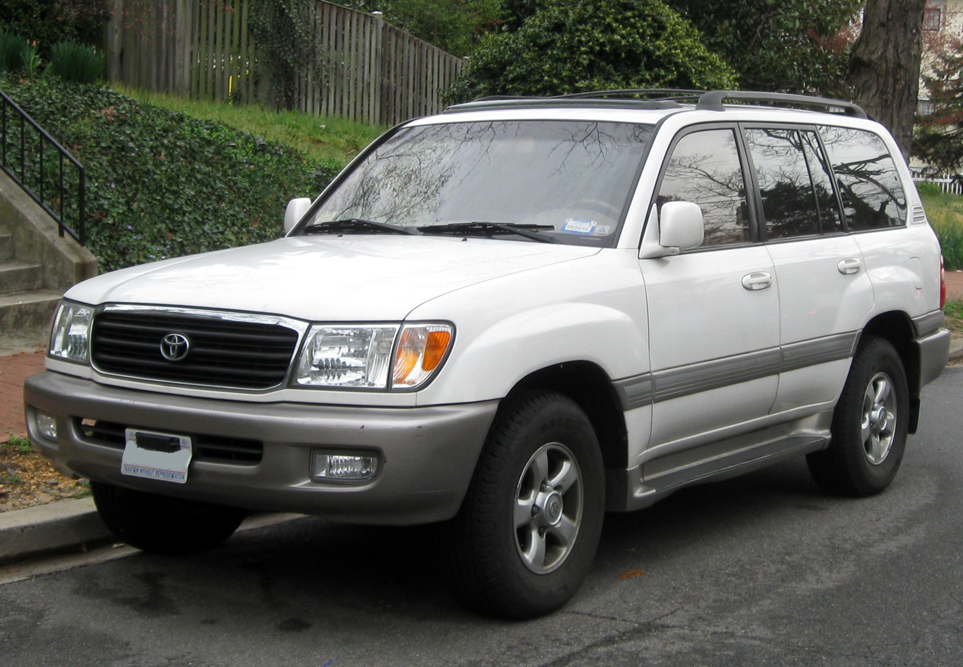 Toyota Land Cruiser #3