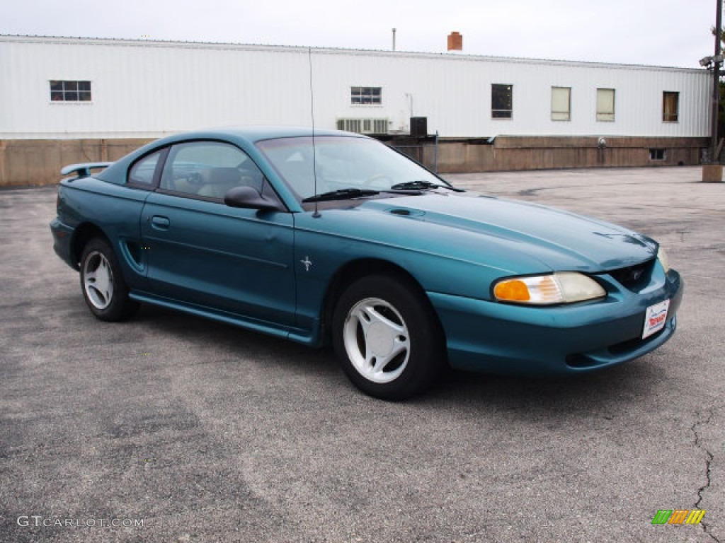 1996 Ford Mustang #5