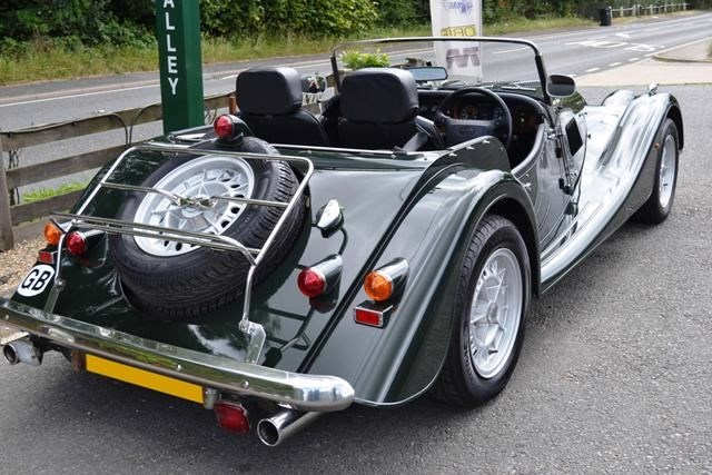 2006 Morgan Plus 8 #7