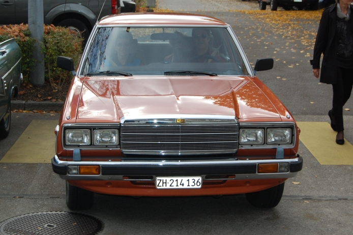 1980 Nissan Laurel #7