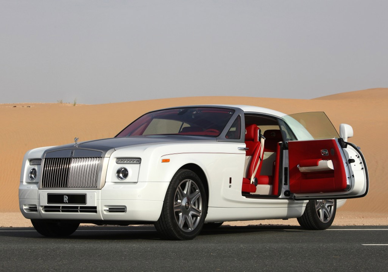 Rolls royce Phantom Coupe #2
