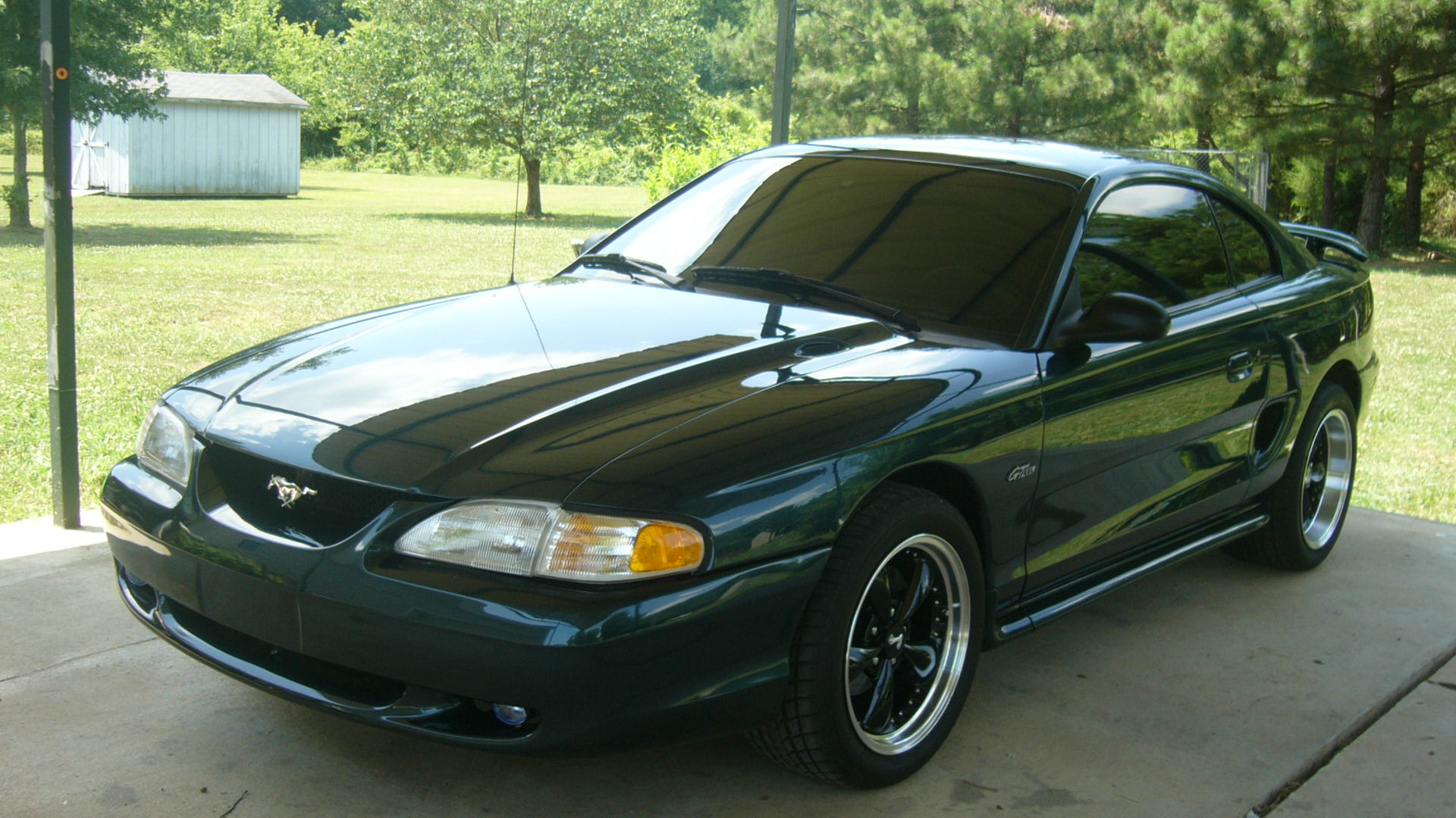 1996 Ford Mustang #12