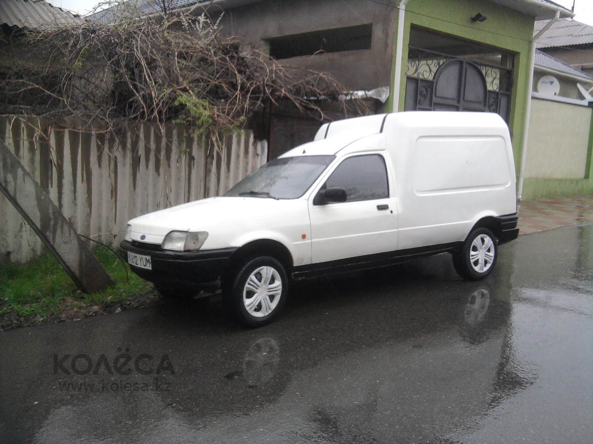 1993 Ford Courier #12