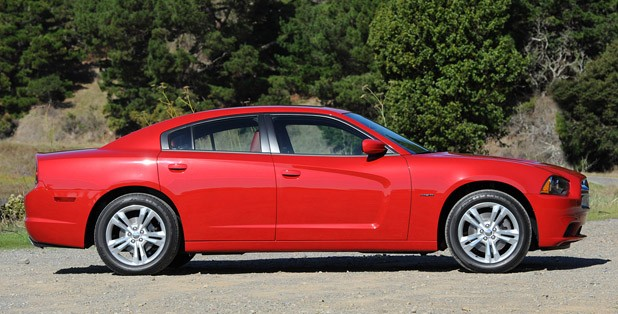 2011 Dodge Charger #10