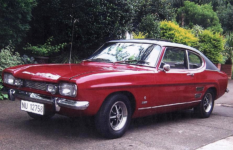 1970 Ford Capri Photos Informations Articles
