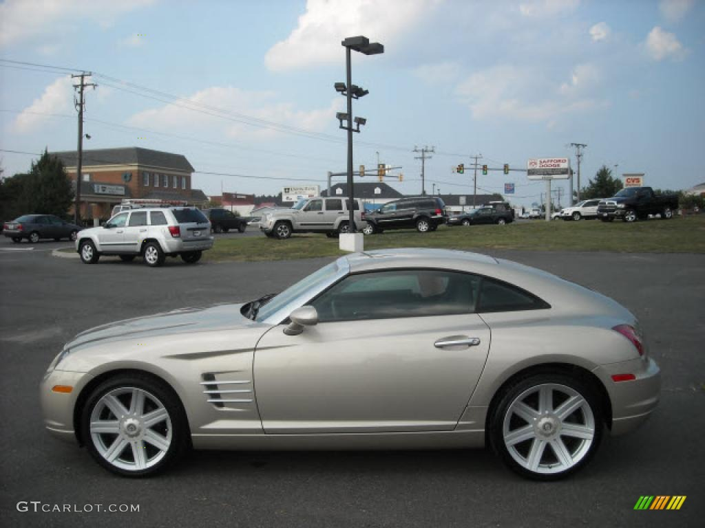 2007 Chrysler Crossfire #13