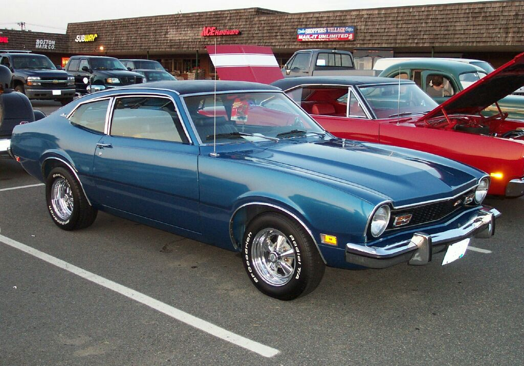 1975 Ford Maverick #7