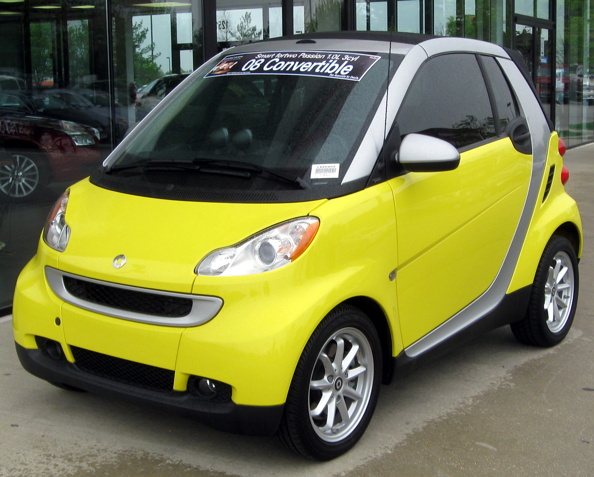 2008 Smart Fortwo #10