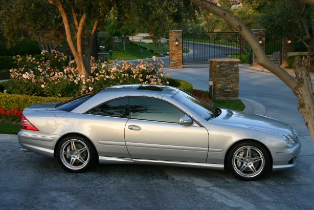 2003 Mercedes Benz CL #12