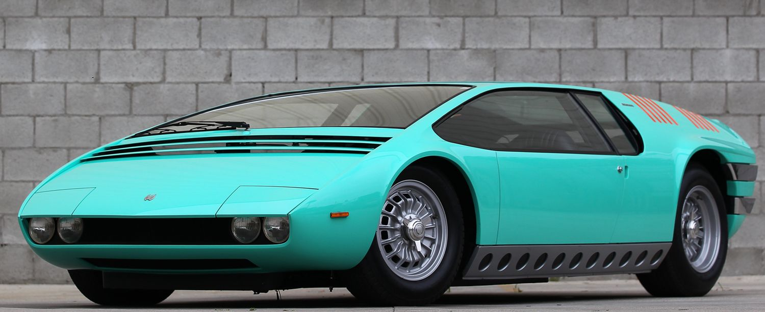 Bizzarrini Manta #8