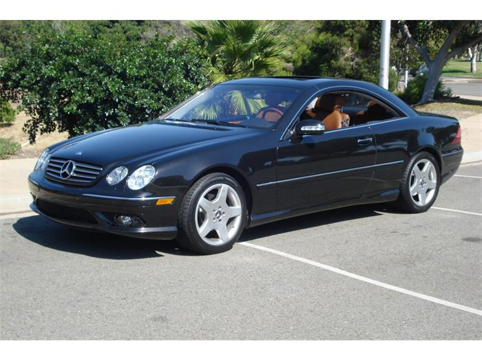 2004 Mercedes-Benz CL #7