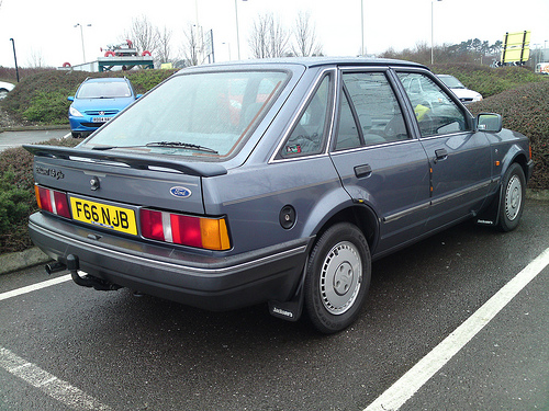 1988 Ford Orion #2