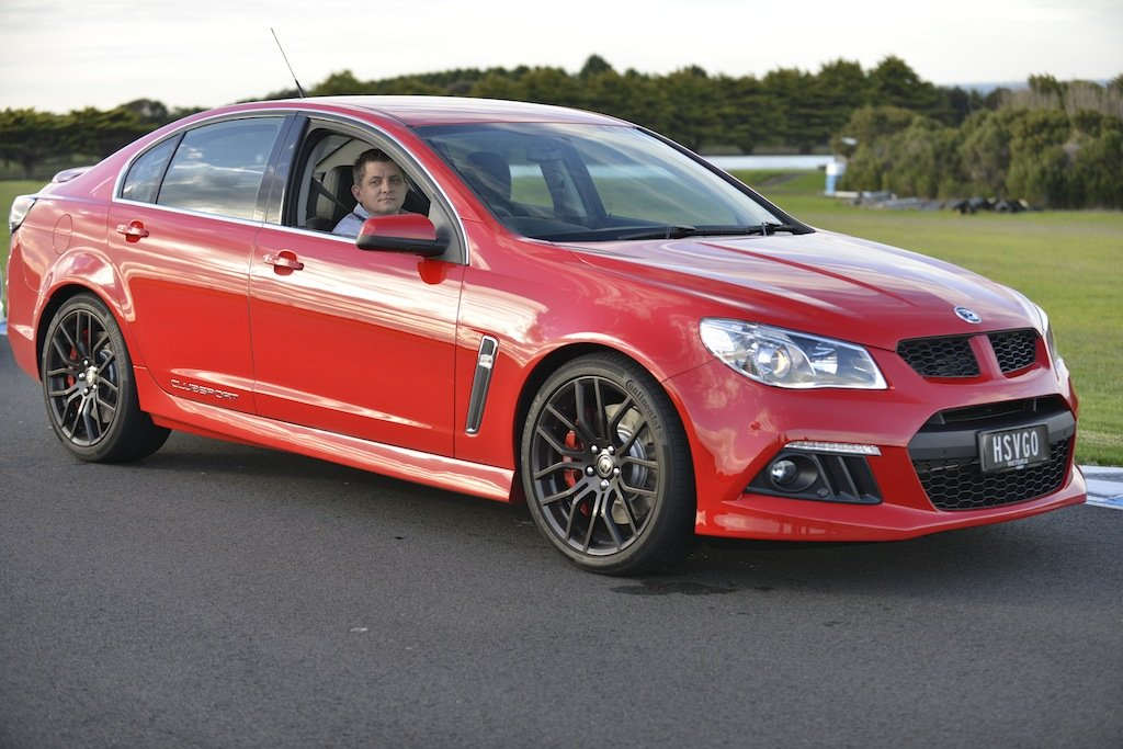 Holden Clubsport #6