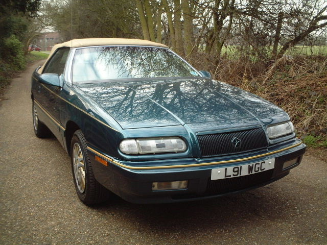 1993 Chrysler Le Baron #15