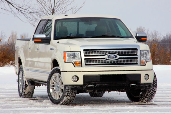 2009 Ford F-150 #12