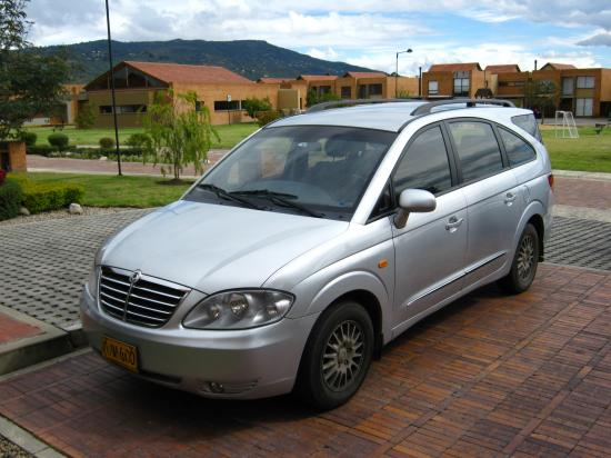 2008 Ssangyong Stavic #9