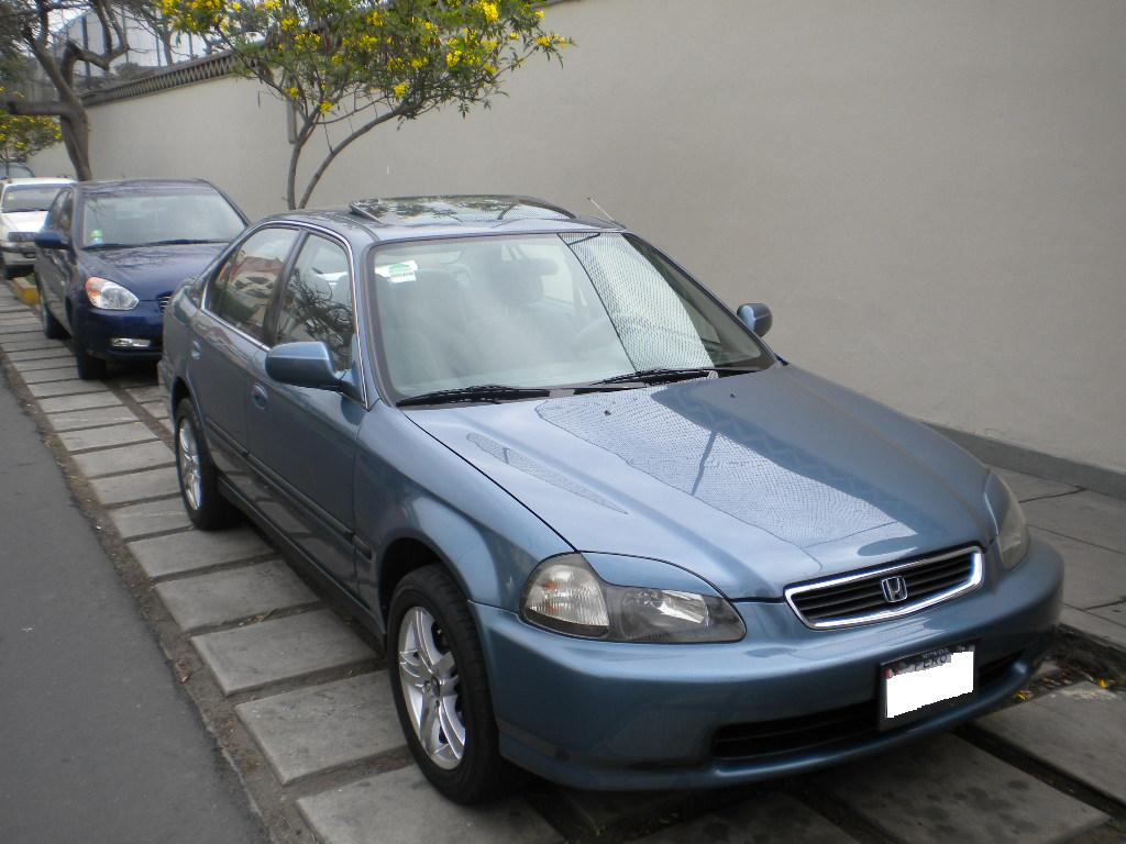 1997 Honda Civic #10
