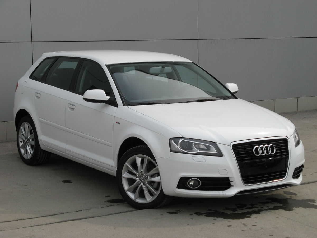2011 Audi A3 Photos  Informations  Articles