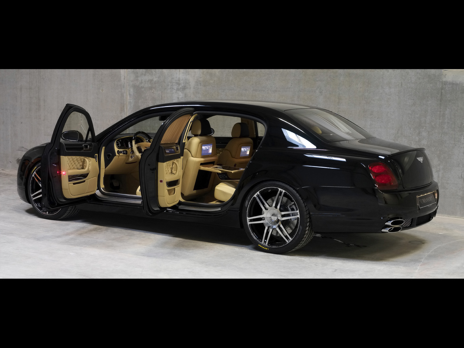 2008 Bentley Continental Flying Spur #8