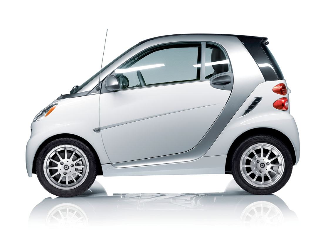 2011 Smart Fortwo #5