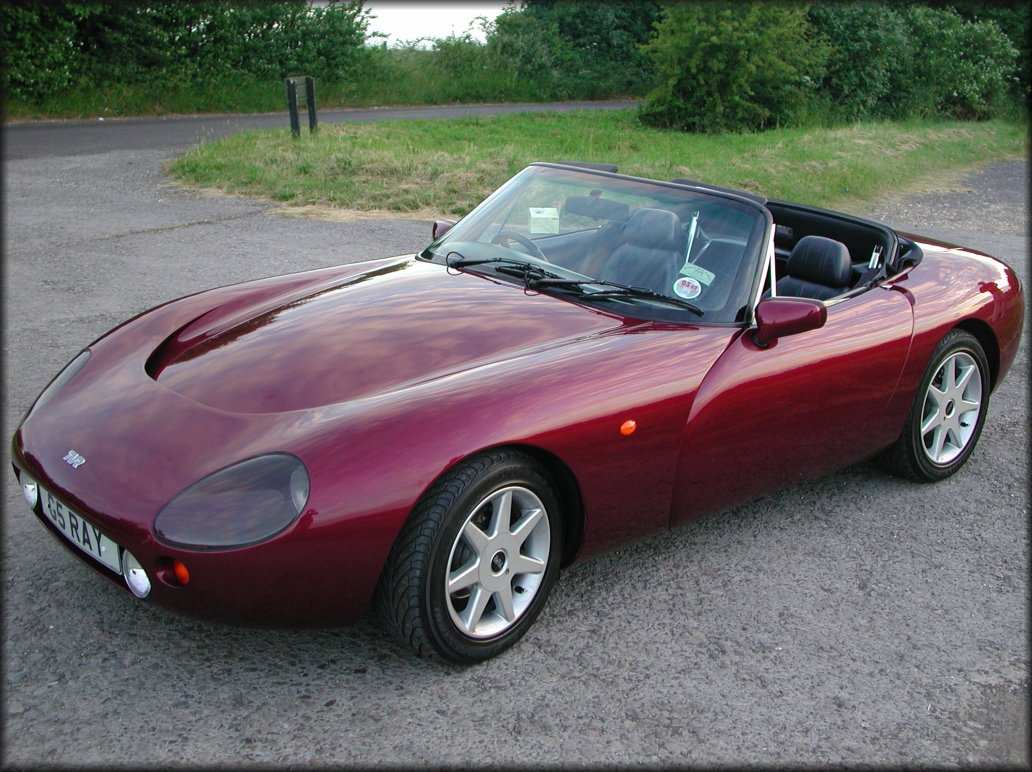 1996 TVR Griffith #11